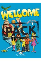 Welcome 1 Pupil's Book (+ Pupil's Audio CD & My Alphabet Book)