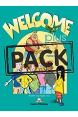 Welcome Plus 3 Pupil's Book (+ Pupil's Audio CD)