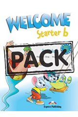 WELCOME STARTER B S'S (WITH CD)