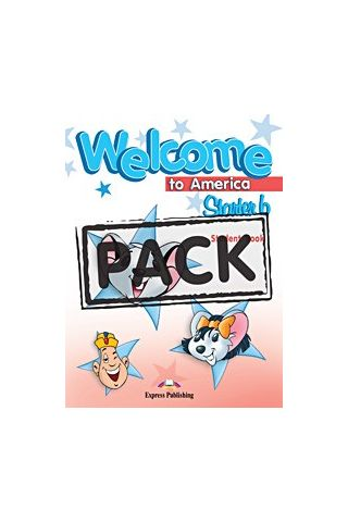 Welcome To America Starter B S'S (With Cd)