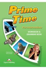PRIME TIME PRE-INTERMEDIATE WORKBOOK & GRAMMAR BOOK (INTERNATIONAL)