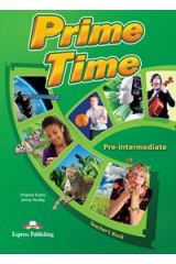 PRIME TIME PRE-INTERMEDIATE TEACHERS BOOK (INTERNATIONAL)