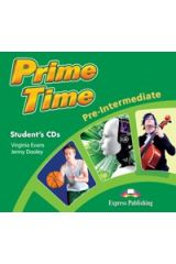 PRIME TIME PRE INTERMEDIATE STUDENT CD'S (SET OF 2) INTERNATIONAL