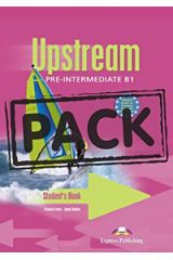 Upstream Pre-Intermediate B1 Student's Book With audio Cd