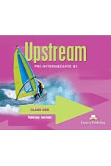 UPSTREAM PRE-INTERMEDIATE B1 CLASS CDs (SET OF 4)