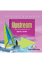 UPSTREAM PRE-INTERMEDIATE B1 WORKBOOK & TEST BOOKLET CLASS CD