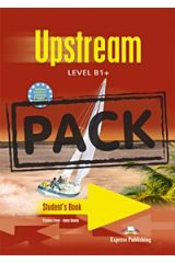 Upstream B1+ Student's With Cd