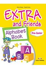 Extra & Friends Pre-Junior Alphabet Book (Greece)