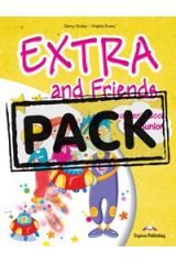 EXTRA & FRIENDS PRE-JUNIOR T'S (WITH POSTERS) GREECE