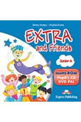 Extra & Friends Junior A Multi-Rom Pal