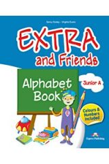 Extra & Friends Junior A Alphabet Book (Greece)