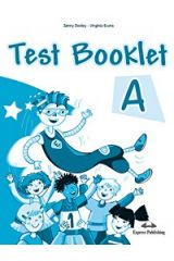 EXTRA & FRIENDS JUNIOR A TEST BOOKLET (GREECE)