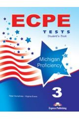 ECPE PRACTICE TESTS FOR THE MICHIGAN PROFICIENCY 3 STUDENT'S BOOK (NEW)