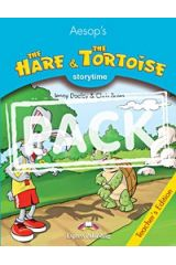 The Hare & The Tortoise T'S Pack (With Audio Cd/Dvd Pal)