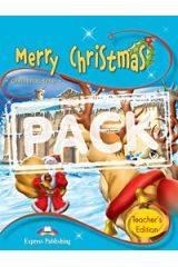 Merry Christmas T'S Pack (With Audio Cd/Dvd-Rom Pal)