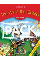The Ant & The Cricket T'S Pack (With Multi-Rom Pal)