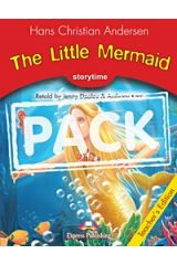 The Little Mermaid T'S Pack (With Multi-Rom Pal)