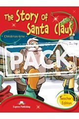 The Story Of Santa Claus T'S Pack (With Audio Cd/Dvd-Rom Pal)