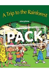 A Trip To The Rainforest Set With Multi-Rom Pal