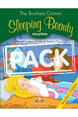 Sleeping Beauty T'S With Audio Cd / Dvd Pal