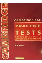 Cambridge Practice Tests
