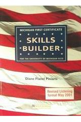 Michigan First Certificate Skills Builder