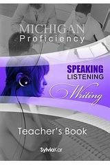 Michigan Proficiency Speaking, Listening, Writing Teacher's Book